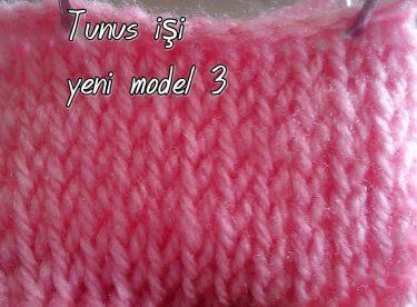 Tunus İşi Yeni Model ve Yapımı 3