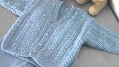 Bebek Örgü Modelleri Video