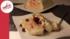 Bisküvi Pastası   Pratik Bisküvili Yaş Pasta Tarifi