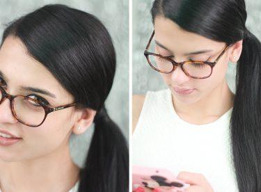Çalışan Kadınlar İçin Yandan Toplama Saç Modeli