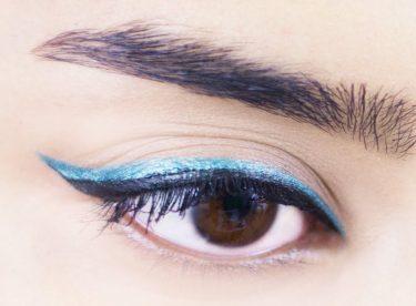 Çift Renkli Eyeliner Nasıl Sürülür?