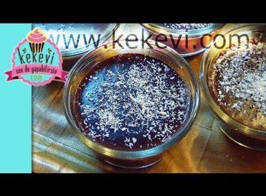 Çikolatalı Puding / Supangle Nasıl Yapılır?