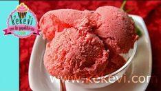 Çilekli Dondurma Nasıl Yapılır?
