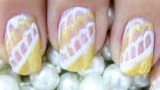 Daltel Oje Deseni – Nail Arts