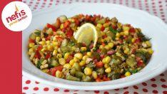 Dereotlu Cevizli Salata