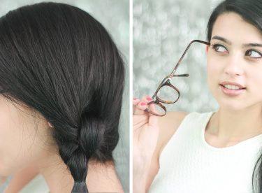 Düğüm Saç Modeli