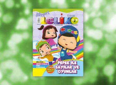 Düşyeri Leliko Dergisi Eylül Sayısı Tüm Bayilerde