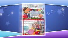 Düşyeri Pedagojisi ile Hazırlanan Pepee Gazetesi Tüm Bayilerde