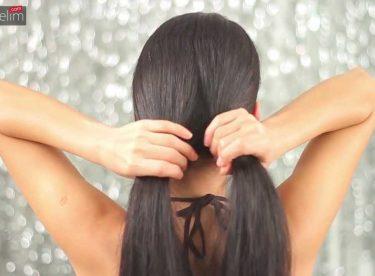 Düz Saç Örgüsü Nasıl Yapılır?
