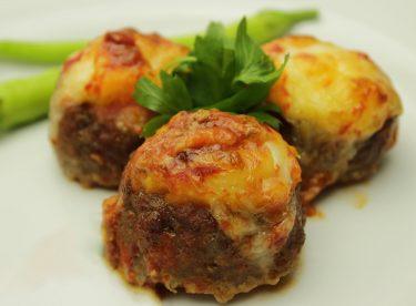 Hasanpaşa Köfte Tarifi – Patates Püreli Kaşarlı Köfte Nasıl Yapılır