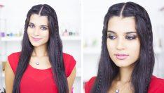 Helen Örgü Saç Modeli – Bayrama Özel Saç Modeli