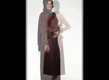 Hennin Elbise Modelleri