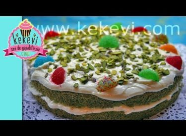 Ispanaklı Pasta / Kek