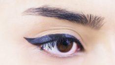Kalın Eyeliner Nasıl Çekilir?