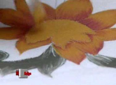 Kumaş Boyama Videosu