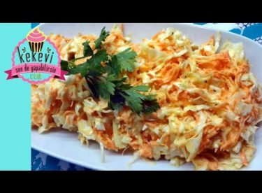 Lahana Salatası (Coleslaw)