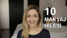 Makyaj Hileleri (10 Makyaj Hilesi)