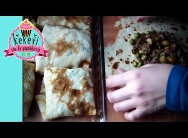 Manisa Kebabı / Bohça Kebabı / Krepli Kebap