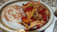 Mantarlı Tavuk | Tavuk Yemeği Tarifi | Sebzeli Tavuk | Tavuk Sote Tarifi