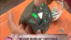 Mozaik Mumluk Yapılışı 2 Bölüm