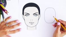 Oval Yüzlerde Yüz Kontürleme Nasıl Yapılır?