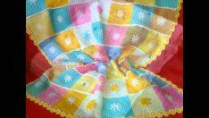 padrões cobertor do bebê