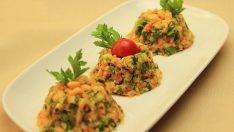 Patates Salatası Tarifi – Havuçlu Zeytinyağlı Sebze Salata