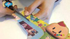 Pepee Gazetesi'nden Kağıt Oyuncak – Kaydır Bak/Ayak Kuklaları/Saymaca Paylaşmaca
