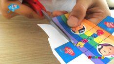 Pepee Gazetesi'nden Kağıt Oyuncak – Pepee'nin Treni