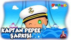Pepee – Kaptan Pepee Şarkısı – Düşyeri