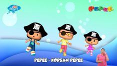 Pepee / Korsan Pepee – Şarkı -Düşyeri