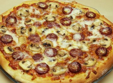 Pizza Nasıl Yapılır | Pizza Hamuru Tarifi