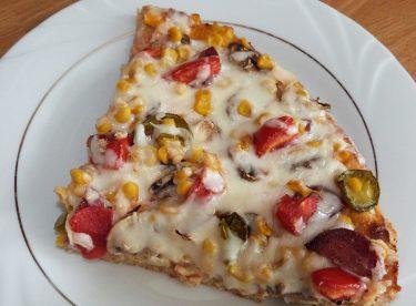 Pizza Nasıl Yapılır   Pizza Tarifi Videolu Detaylı Anlatım   Sucuklu Pizza  
