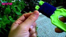 Ponpon Nasıl Yapılır , Aparat ile Ponpon yapımı