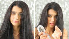 Saçlar Islak Mı Kuru Mu Taranır?