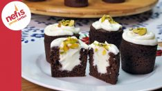 Şahane Bardak Kek Nasıl Yapılır?   Kek Tarifleri