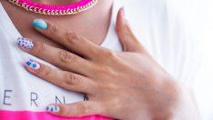 Tel Toka İle Tırnak Süslemesi (Nail Arts) Nasıl Yapılır?