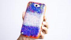 Telefon Kapağı Süsleme – Kendin Yap (DIY)