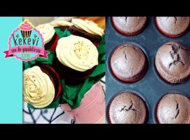 TopKek Çiçek Buketi 1. Bölüm – Kakaolu Topkek (Cupcake)