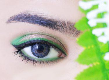 Yeşil Göz Makyajı Nasıl Yapılır?