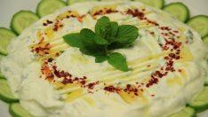 Yoğurtlu Meze Haydari Tarifi – Beyaz Peynirli Tarator Sos