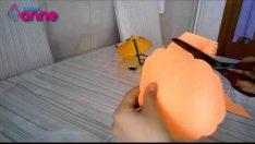 Karton Kağıttan Renkli Şemsiye Yapımı