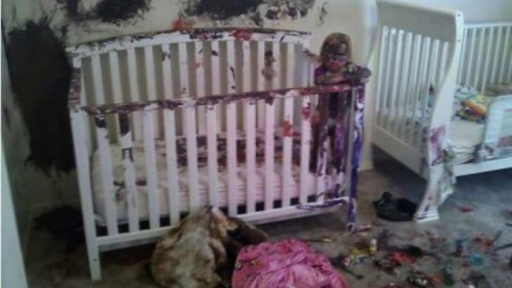 Çocuk babaya emanet edildiğinde neler olur ? :)