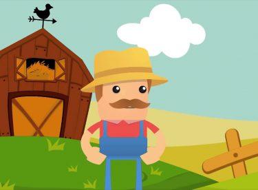 5 Ali Baba'nın Çiftliği Şarkısı Bir Arada