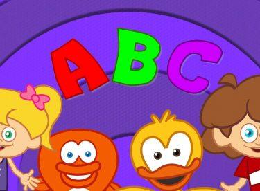 ABC Song (İngilizce) – Sevimli Dostlar Çizgi Film Çocuk Şarkıları Videoları
