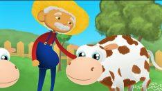 Ali Babanın Bir Çiftliği Var – Çizgi Film Çocuk Şarkısı – Adisebaba Çocuk Şarkıları Videoları