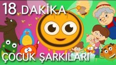 ARI VIZ VIZ VIZ ve EN Popüler 10 Çocuk Şarkısı – Adisebaba çizgi film çocuk şarkıları videoları
