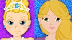 Çizgi Film Masallar I RAPUNZEL ve KÜLKEDİSİ I Çocuk Masal Videoları I AdisebabaTV