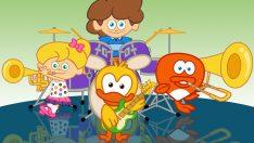 En Popüler 10 Çizgi Film Çocuk Şarkısı – Anaokulu şarkıları