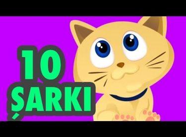 En Sevimli 10 Çocuk Şarkısı Bir Arada